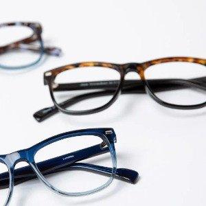 额外7折+免邮独家:Discount Glasses 全场眼镜促销 收轻巧镜框