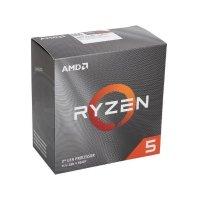 AMD RYZEN 5 3600 6核 4.2 GHz CPU