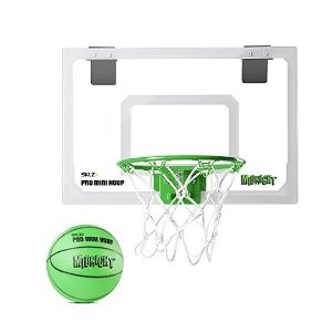 $24SKLZ Pro Mini Basketball Hoop with Ball
