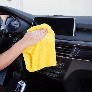$11.67Auto Drive Edgeless Microfiber Cleaning Cloths - 50