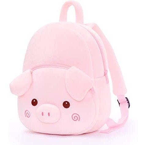 软萌儿童书包 猪猪图案