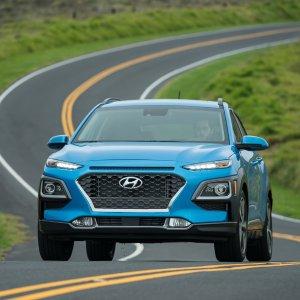 2万美元的新锐选择2019 Hyundai Kona 小型SUV