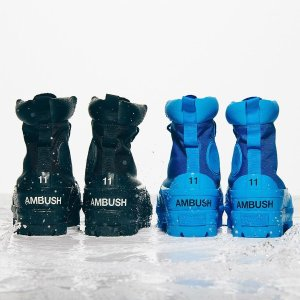 定价$290起 蓝黑两色入Ambush x Converse 联名上线 机能户外靴气场炸裂