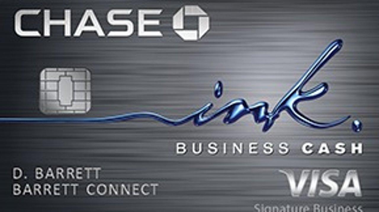 信用卡小贴士:Chase Ink Business Cash卡