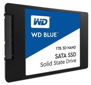 $159.99 (原价$209.99)WD Blue 3D NAND 2.5