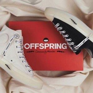 售价£79.99 明早8点线上开跑Converse X Offspring 新款联名 全英即将发售