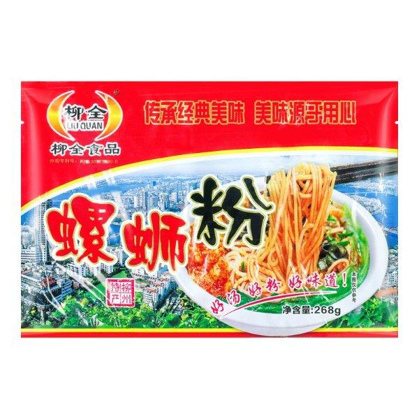螺蛳粉 袋装 268g 柳州特产