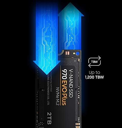 970 EVO Plus 固态硬盘 2TB