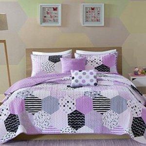 Extra 25% OffKids Bedding Sale @ macys.com