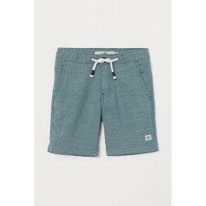 H&M短裤
