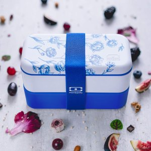 monbento - MB Original Porcelaine blue / white