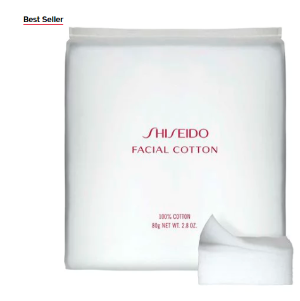 SHISEIDO Facial Cotton | SHISEIDO