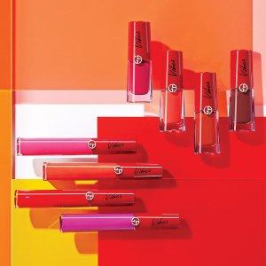 立减$25 低至6.7折Giorgio Armani Beauty 彩妆护肤香水热卖 收红管200 小胖丁