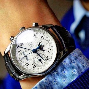 Extra $50 OffDealmoon Exclusive: LONGINES Master Collection Men's Watch