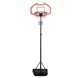 $49.99Portable Height Adjustable Basketball Hoop System