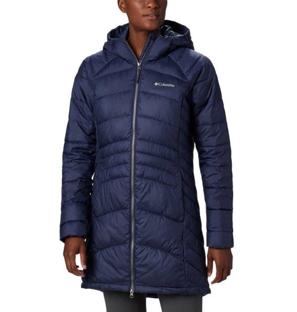 女士长款户外防寒夹克