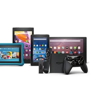 Kindle $9起,Fire平板 $29起Amazon 设备史低大促销 低至5折