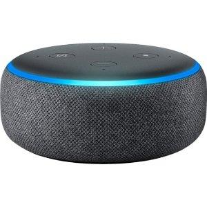 Cyber Monday Sale: Amazon Echo Dot 3rd Gen Smart speaker with Alexa