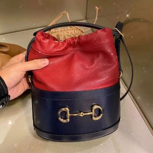 7折 €1113收(原价€1590)速抢!Gucci 1955系列水桶包 疑似霸哥价  手慢无!