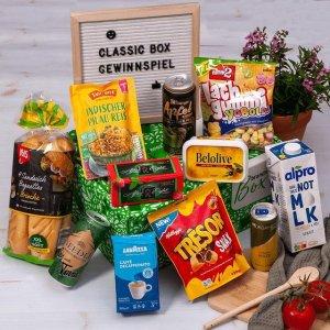 6折起 €8.99收+免运费Brandnooz 惊喜零食盲盒 含10-12种新品有机产品 物超所值