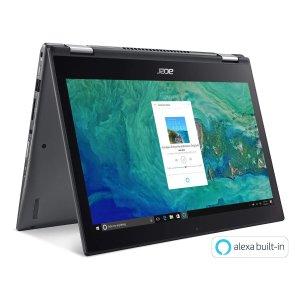 $749.99 (原价$999.99)Acer Spin 5 15 变形本 (i7-8550U, 1050, 8GB, 1TB)