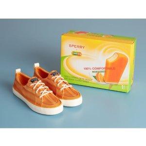 Sperryx Creamsicle运动鞋