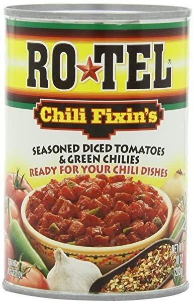 Ro-Tel 辣味炖绿椒番茄10oz 6罐