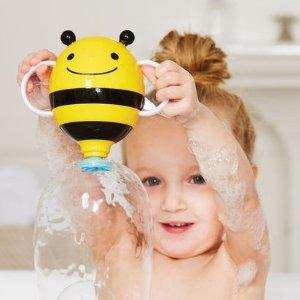 7.5折 包邮Skip Hop 婴幼儿洗浴用具玩具促销 封面抖音爆款玩具$6