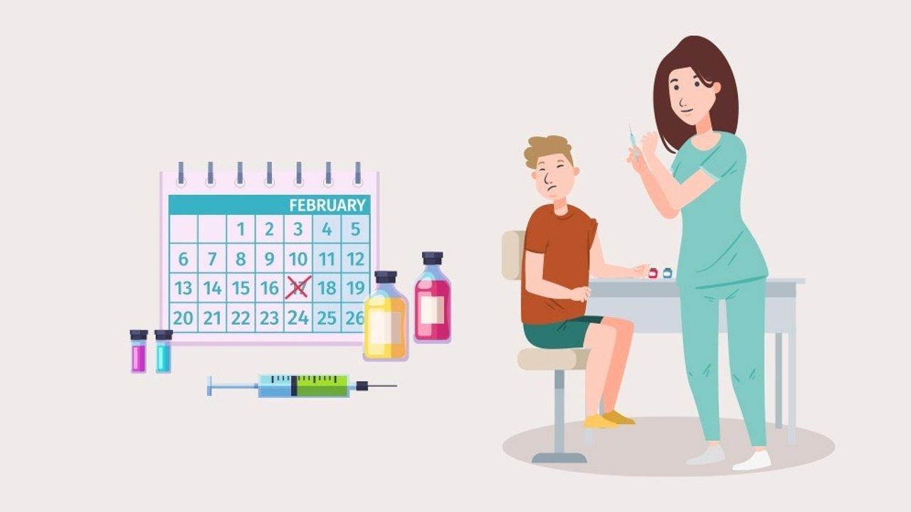 加拿大疫苗接种全攻略 | 疫苗英文中文对照、免费疫苗种类、接种时间表
