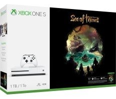 $299Xbox One S 1TB Sea of Thieves Bundle + Free Select Game