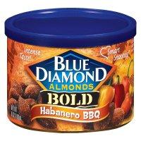 Blue Diamond Almonds Habanero BBQ 口味烤杏仁