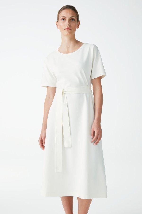 有机棉连衣裙