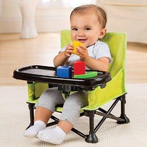 $20.39Summer Infant Pop and Sit 便携式折叠餐椅