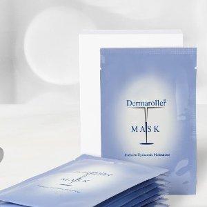 10片€43.9 玻尿酸面膜的鼻祖!Dermaroller 玻尿酸面膜 强效修复 保湿补水 淡化细纹