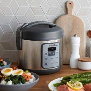 $39.99(原价$56.31)Instant Pot Zest 8杯量电饭煲  高性价比 多功能煮饭小能手
