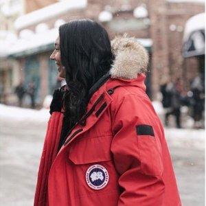 $795起 黄金码有货 收黑标、远征款2020跨年礼:冬日有Canada goose来罩你 派克大衣上新补货
