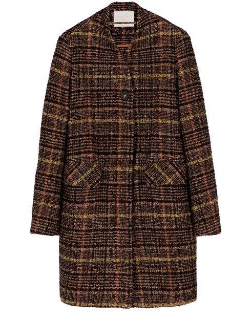 Orsaminore 羊毛大衣