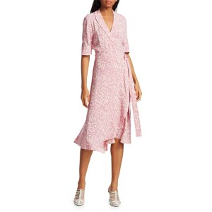 Ganniv领裹身裙