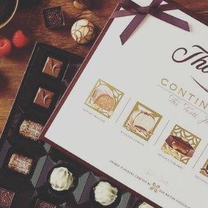 低至4折+买3免1 大礼盒£3就能get!手慢无:Thorntons 甜蜜巧克力超值热卖