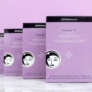 6.8折SkinStore 精选去角质产品热卖 收去鸡皮神器