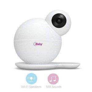 $147.43(原价$179.95)iBaby Wifi M7 Lite婴儿智能陪护机,夜晚也清晰