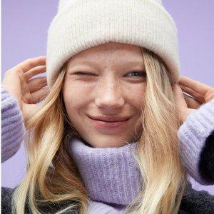 Monki 秋冬新款针织羽绒系列上架 Oversize厚实又柔软温暖你一冬