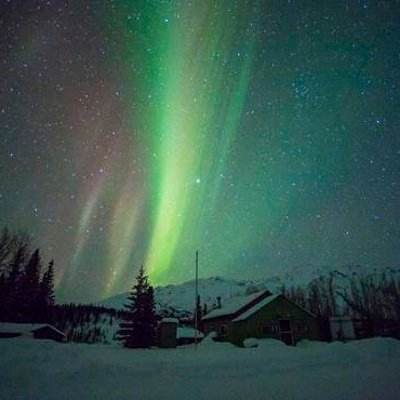 As Low As $3155-Day Fairbanks Tours With Aurora Viewing