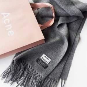 25% OffAcne Studios Scarf Sale @ END Clothing
