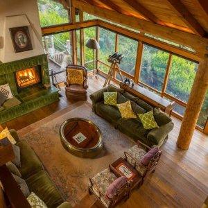 4卧室 可入住8人Carmel Highlands 豪华独栋海景木屋别墅