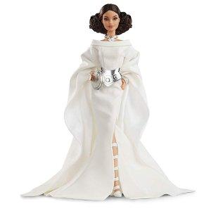 Barbie Barbie X Star Wars Leia公主