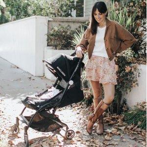 低至5折 轻巧运动儿童车$256Maclaren 玛格罗兰婴儿车 轻便舒适 明星爸妈的选择