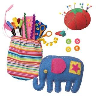 低至2.7折起 十字绣玩具$2.65Alex Toys 儿童手工、益智、艺术类玩具热卖