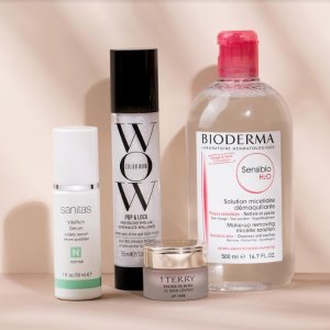 Labor Day Sale! Save up to 20% Offon $100+ Order @ Dermstore