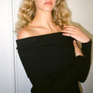 低至3.5折+额外5折 封面$44.5折扣升级:Club Monaco美衣促销 爆款毛衣裙$74.5